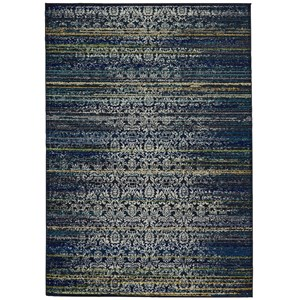 "Midnight Blue 10' X 13'-2"" Area Rug"