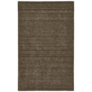 Brown 8' X 11' Area Rug