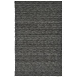 Charcoal 2' x 3' Area Rug