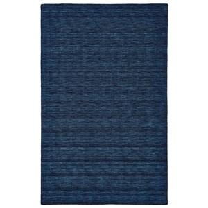 Dark Blue 5' x 8' Area Rug