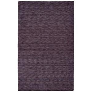 Purple 2' x 3' Area Rug