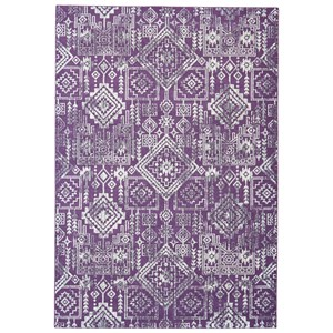 Violet 5' x 8' Area Rug