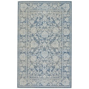 Denim 5' x 8' Area Rug