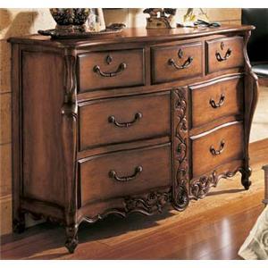 Fine Furniture Design RayLen Vineyards Double Dresser