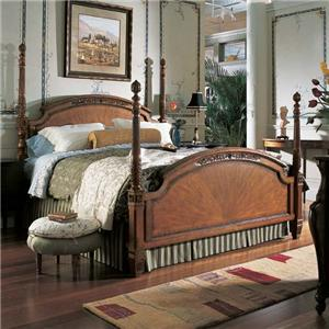 Queen Grand Cru Poster Bed