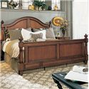 Fine Furniture Design RayLen Vineyards King Carolinius Panel Bed - Item Number: 320-567+568+569