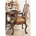 Fine Furniture Design RayLen Vineyards Dining Arm Chair - Item Number: 320-821