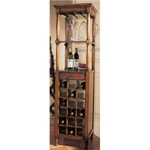 Michael Harrison Collection RayLen Vineyards Wine Cabinet