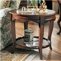 Fine Furniture Design RayLen Vineyards Round End Table - Item Number: 320-970