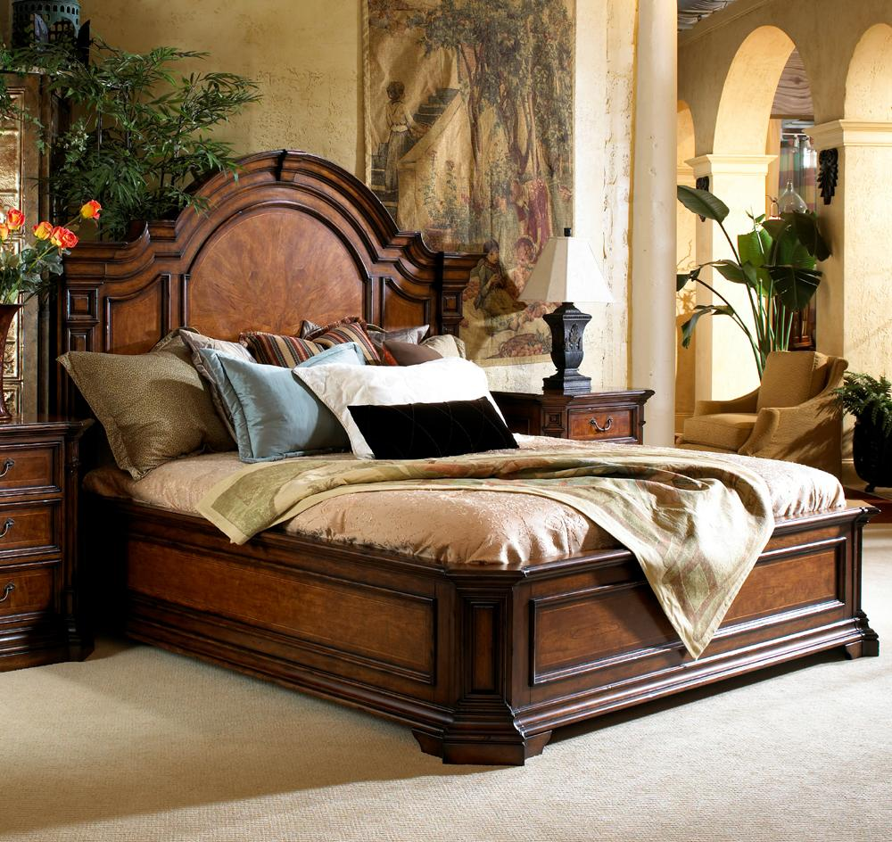 Fine Furniture Design Viniterra King Mantle Bed