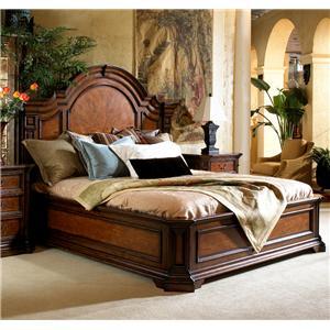 Fine Furniture Design Viniterra Queen Mantle Bed