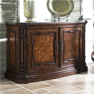 Fine Furniture Design Viniterra Heirloom Buffet with Stone Top