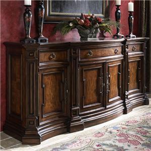Fine Furniture Design Viniterra Curved Credenza