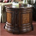 Belfort Signature Viniterra Round Commode Table - Item Number: 810-970