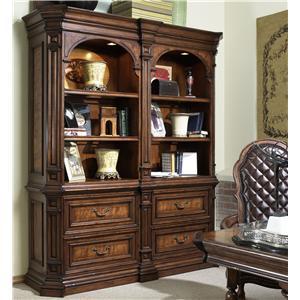 Michael Harrison Collection Viniterra Bookcase