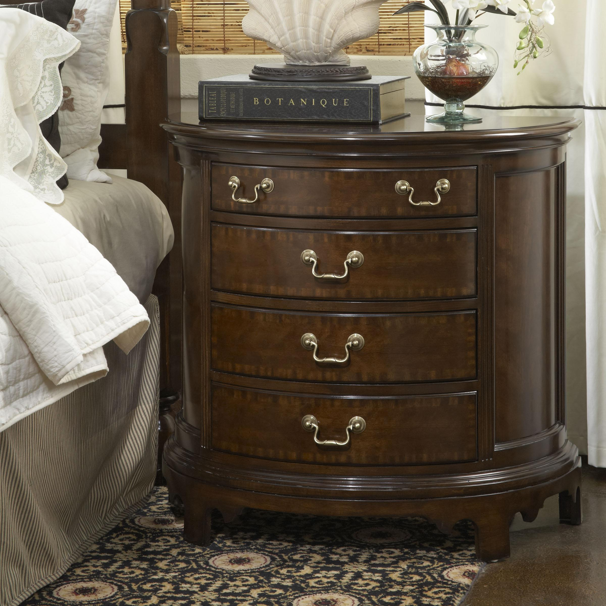 Belfort Signature Belmont Norfolk Demilune Chest - Item Number: 1020-104