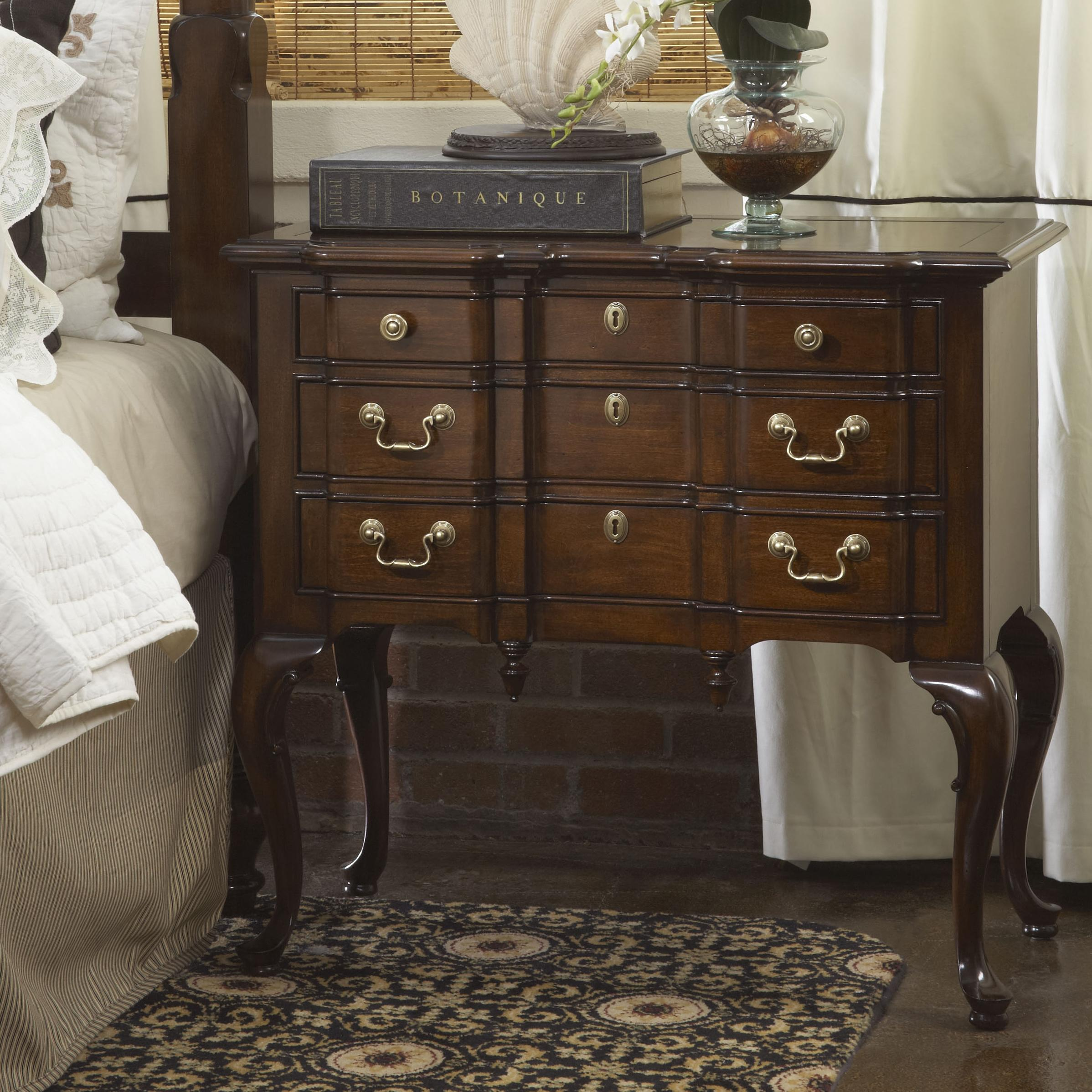Belfort Signature Belmont Suffolk Lowboy - Item Number: 1020-114