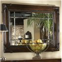 Fine Furniture Design American Cherry Goddard Beveled Glass Mirror - Hang the Goddard Mirror Vertically or Horizontally