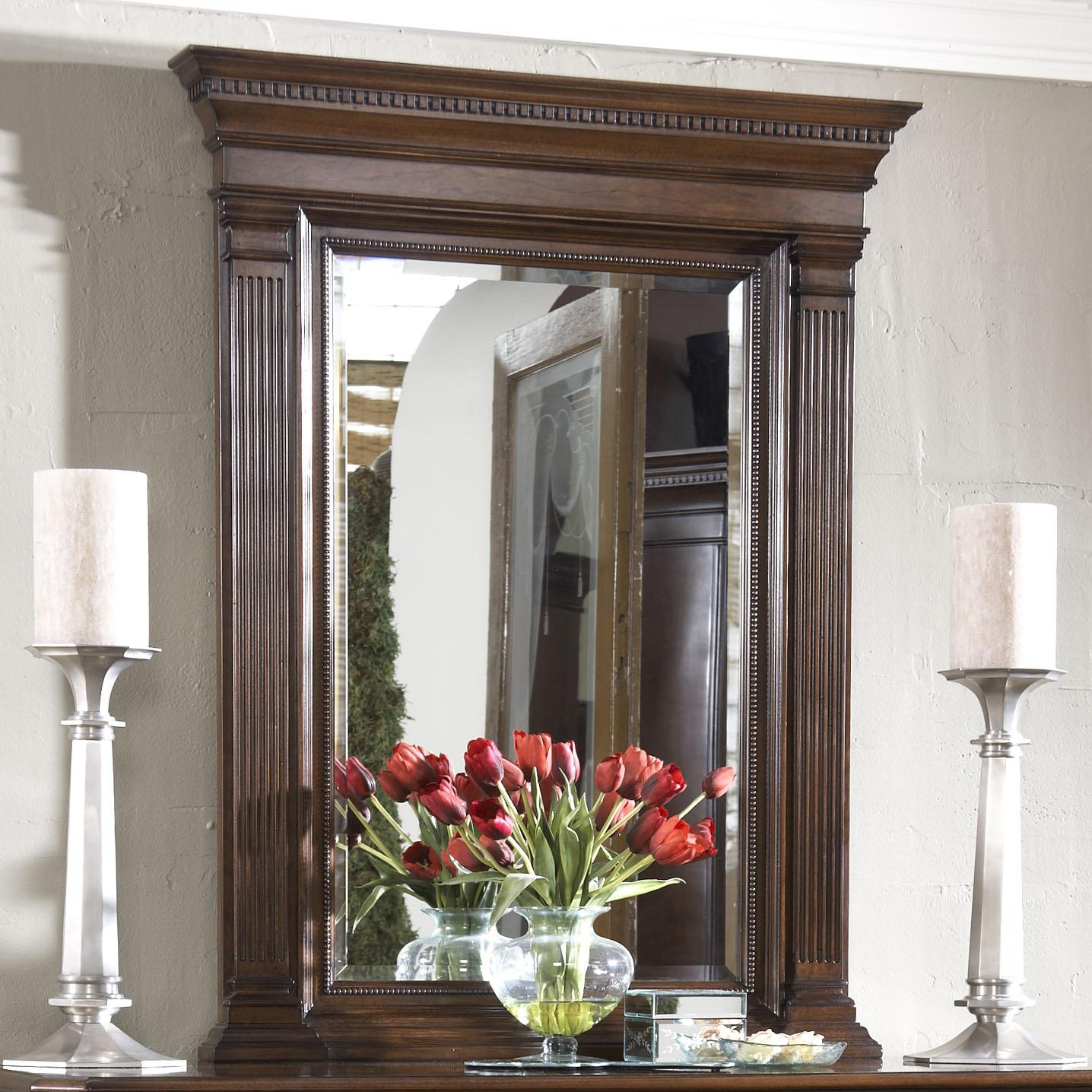 Belfort Signature Belmont Quincy Vertical Mirror - Item Number: 1020-152
