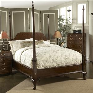 Belfort Signature Belmont King Bridgeport Pencil Post Bed
