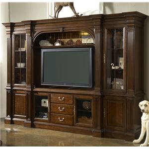 Belfort Signature Belmont Salisbury Home Entertianment Wall Unit