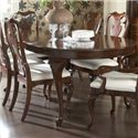 Fine Furniture Design American Cherry Oval Dining Table - Item Number: 1020-816