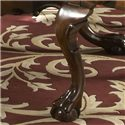 Fine Furniture Design American Cherry Alexandria Arm Chair - Traditional Ball-and-Claw Feet