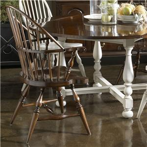 Belfort Signature Belmont Rhode Island Windsor Arm Chair