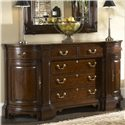 Fine Furniture Design American Cherry Kennett Square Credenza - Item Number: 1020-850