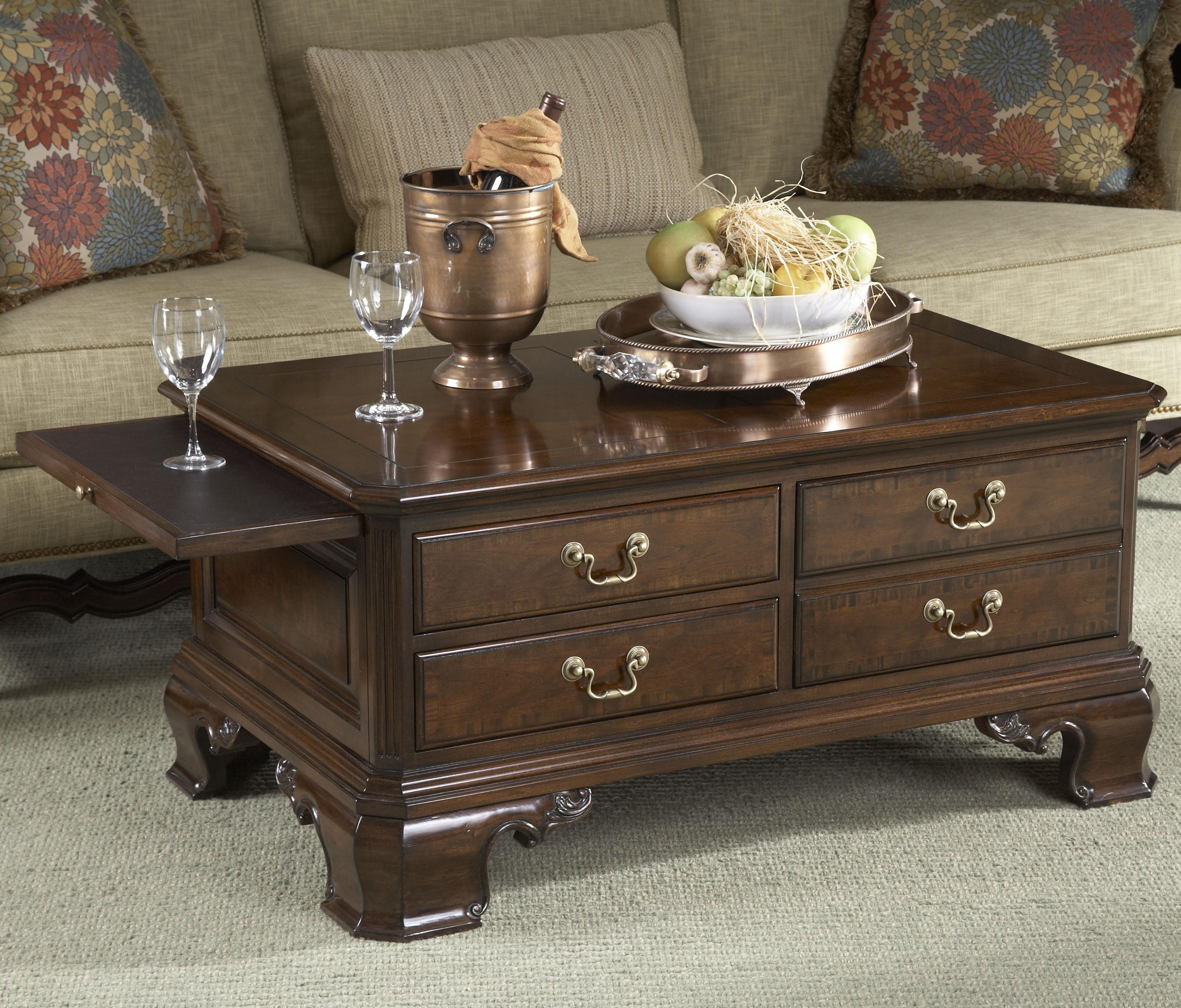 Fine Furniture Design American Cherry Stafford Storage
