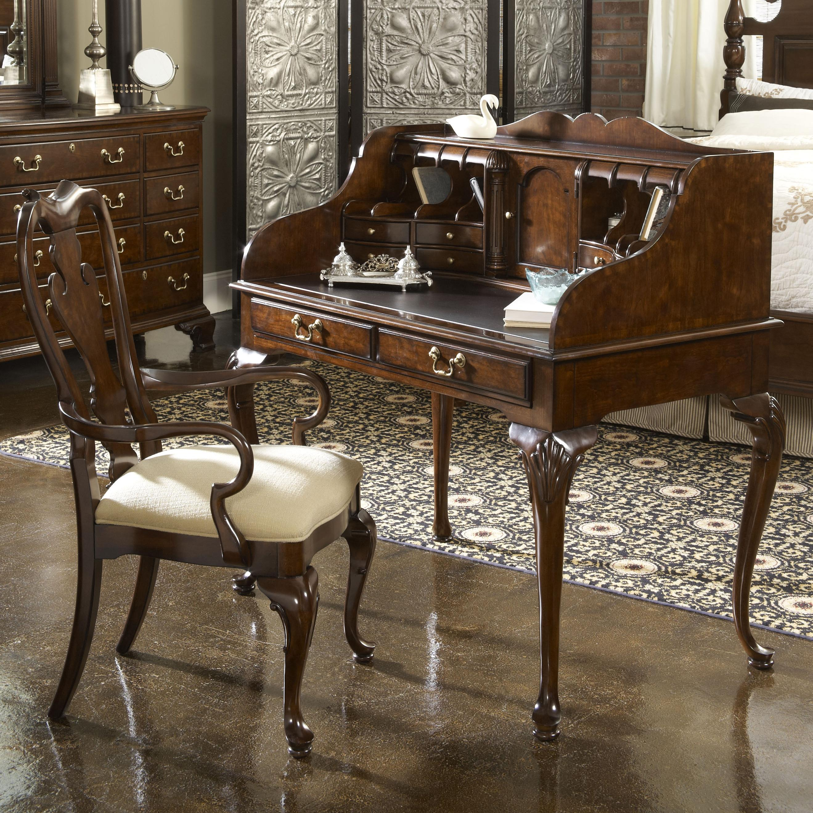 Belfort Signature Belmont New Bedford Ladies' Desk - Item Number: 1020-925