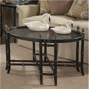 Belfort Signature Belmont New London Chinoiserie Cocktail Table