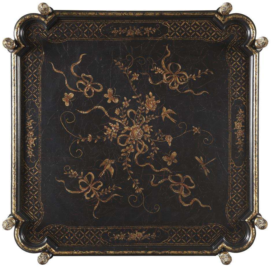 american cherry new chinoiserie l table with