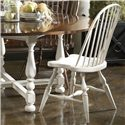 Fine Furniture Design American Cherry Rhode Island Windsor Side Chair - Item Number: 1022-826