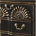 Fine Furniture Design American Cherry Franklin Goddard Chest with Four Drawers - Beautiful Carving Details