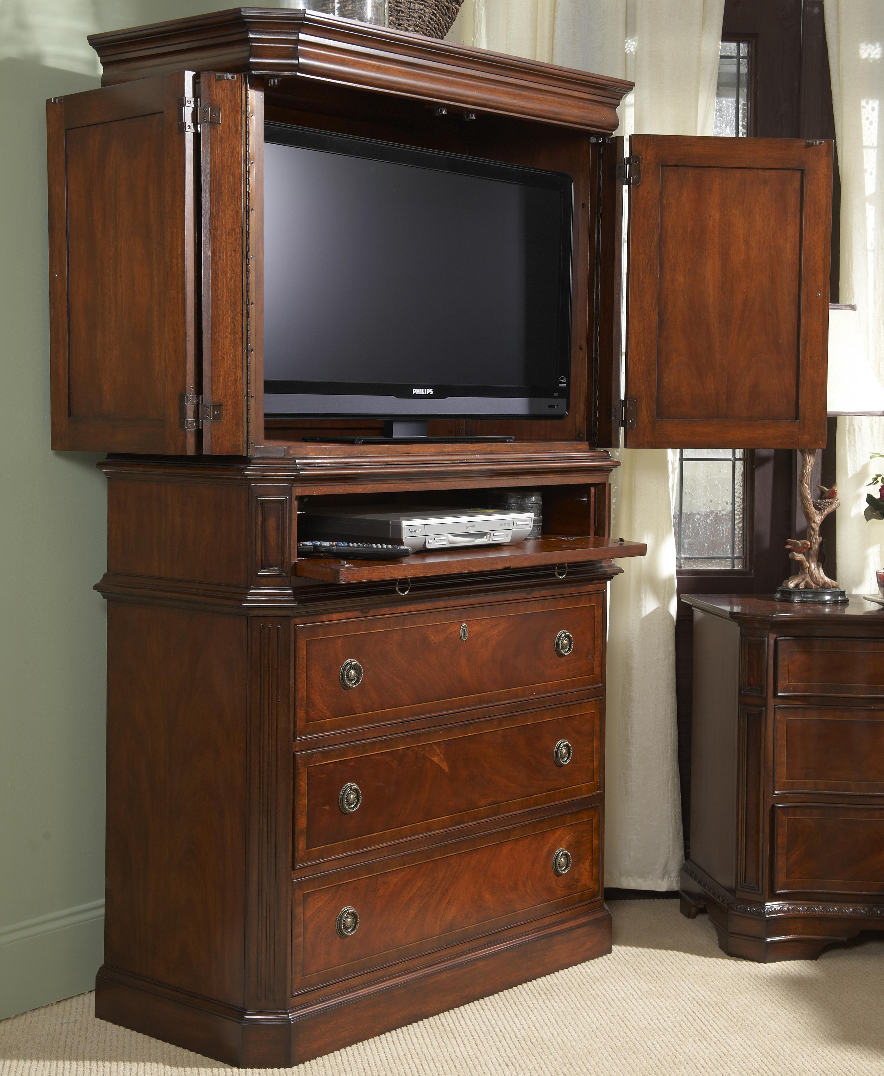 Belfort Signature Westview Traditionally Styled Entertainment