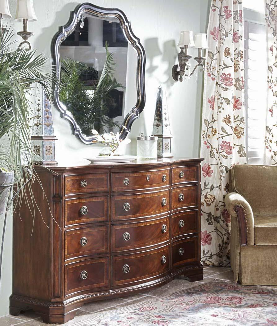 Fine Furniture Design Antebellum Traditional Triple