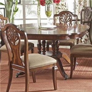 Belfort Signature Westview 819 Small Dining Table