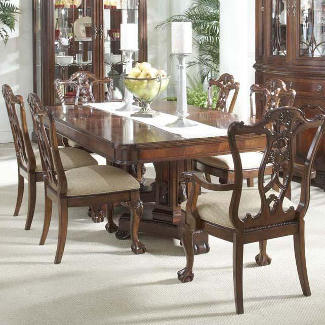 Michael Harrison Antebellum 7 Piece Dining Room Set With