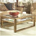 Belfort Signature Westview Rectangular Cocktail Table - Item Number: 920-910