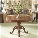 Belfort Signature Westview Traditionally Crafted Living Room Center Table - Shown in Room Setting
