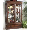 Belfort Signature Westview Display Cabinet - Item Number: 920-990