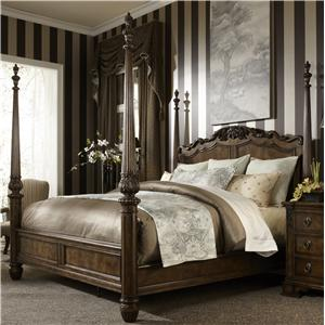 Fine Furniture Design Belvedere King Four Poster