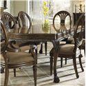 Fine Furniture Design Belvedere Dining Table - Item Number: 1150-814