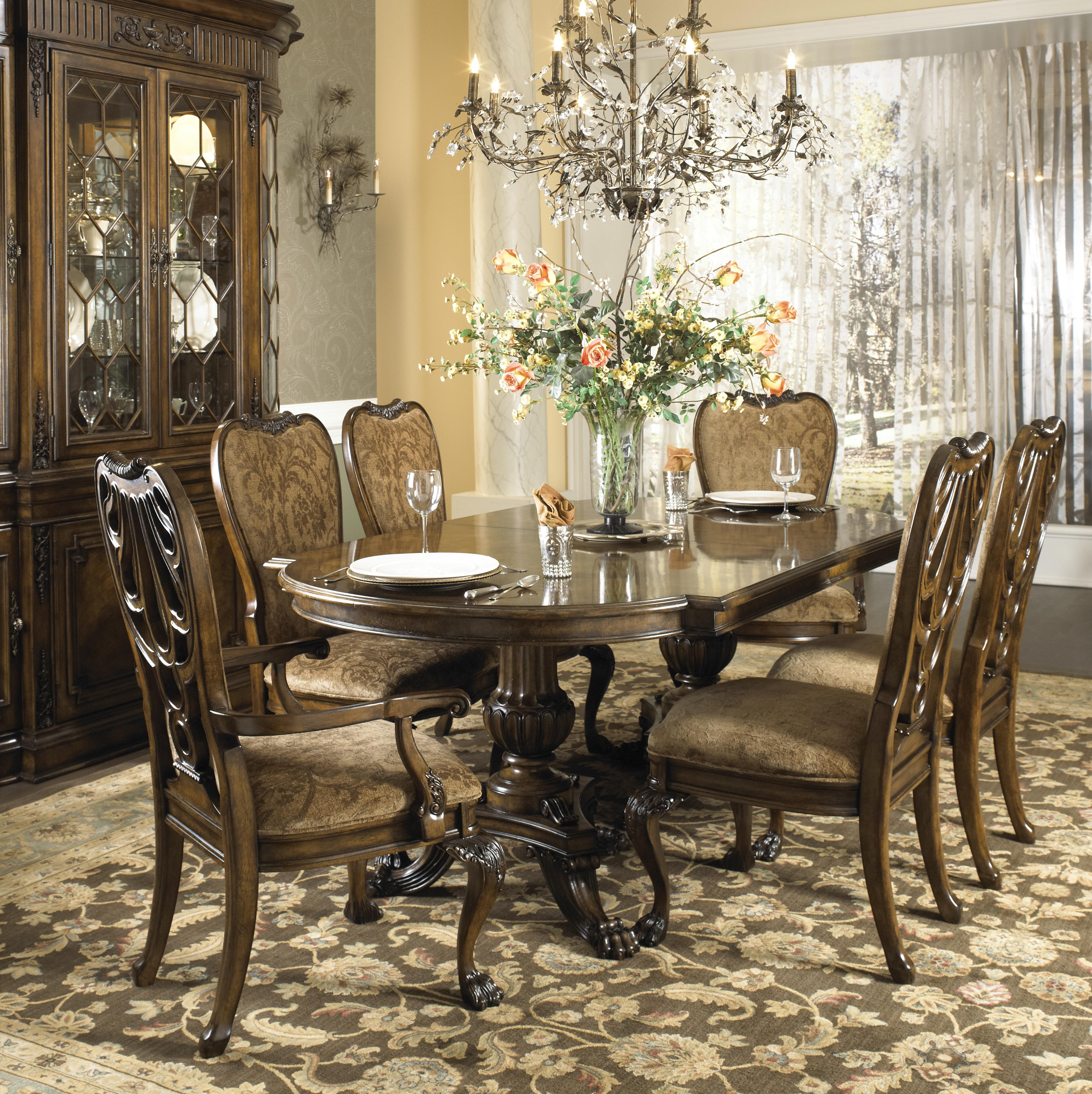 Fine Furniture Design Belvedere Seven Piece Dining Set