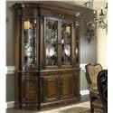 Fine Furniture Design Belvedere China Cabinet - Item Number: 1150-841+842