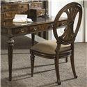 Fine Furniture Design Belvedere Writing Desk Chair - Item Number: 1150-927