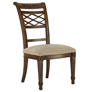 Fine Furniture Design Biltmore Lattice Dining Side Chair