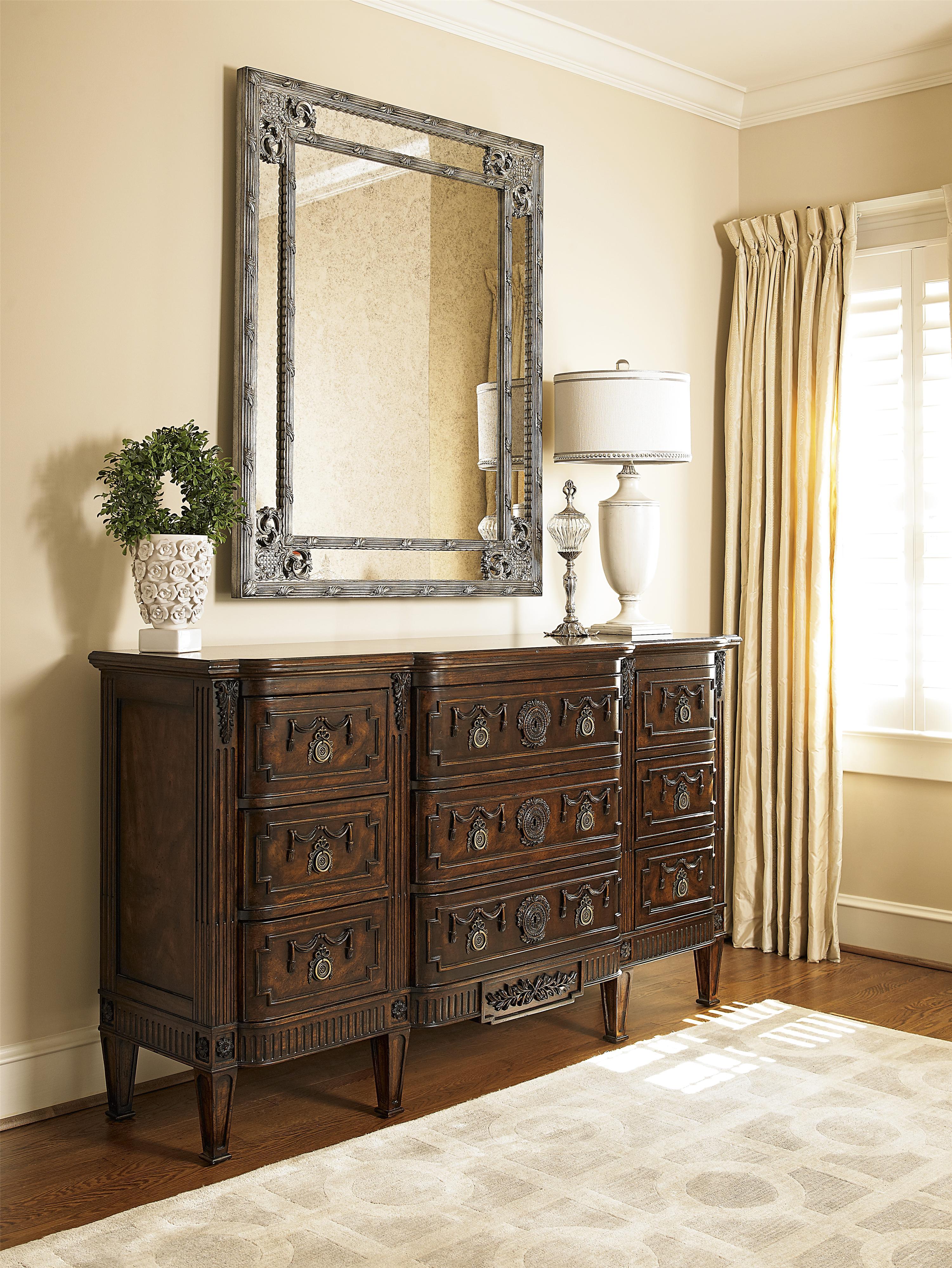 Fine Furniture Design Biltmore Mirror With Antique Surface