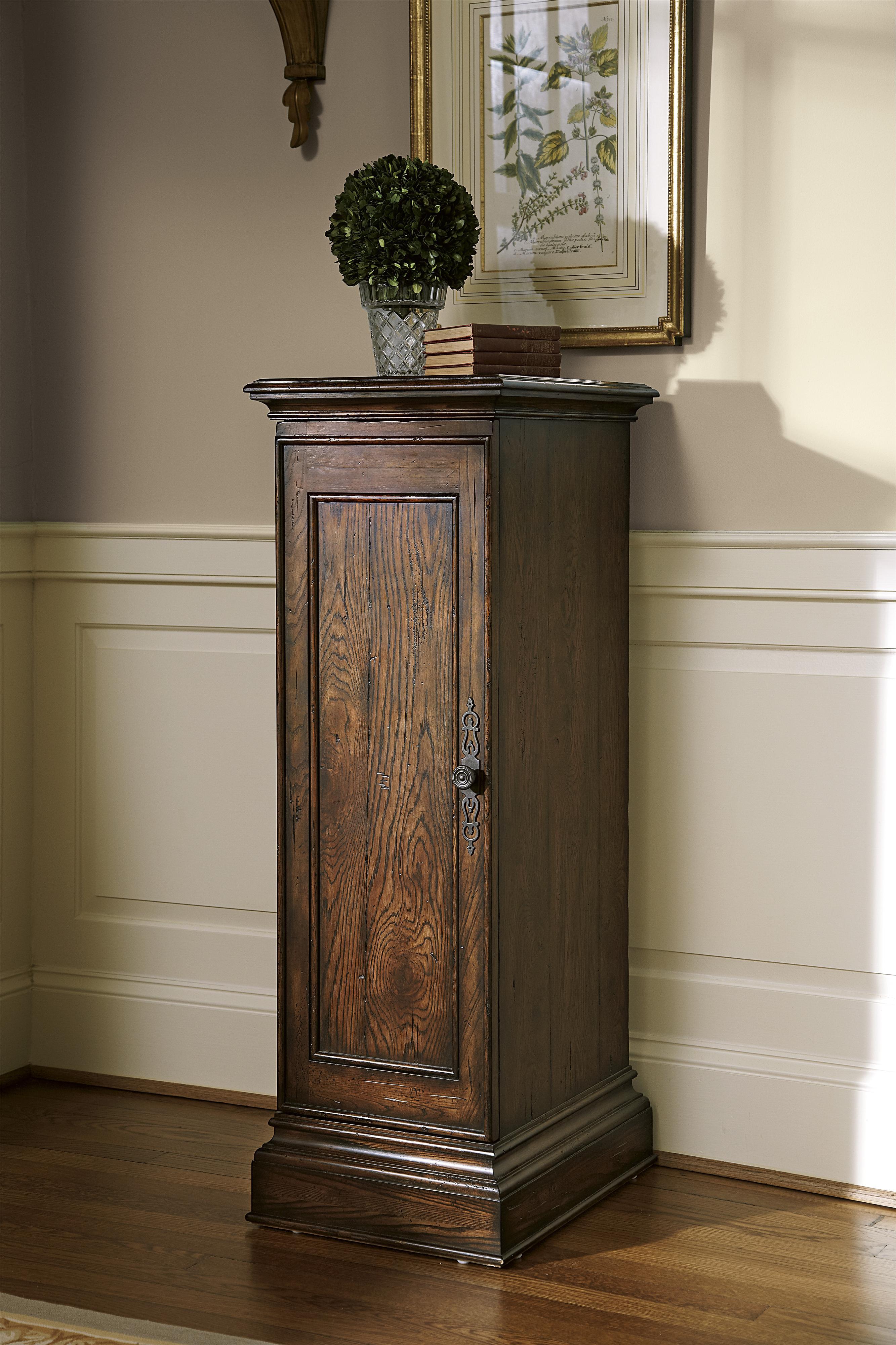 Fine Furniture Design Biltmore Dining Table Leaf Storage